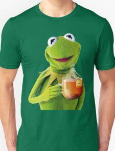 Kermit Sips Tea Unisex T-Shirt