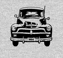 Chevrolet Truck - Black and White Unisex T-Shirt