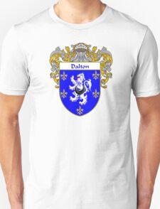 Dalton Coat of Arms/Family Crest Unisex T-Shirt