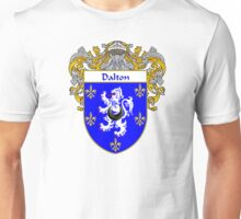 Dalton Coat of Arms/Family Crest Unisex T-Shirt