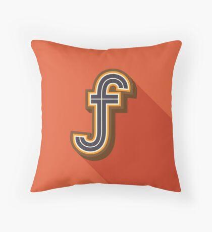 FITZROVIA Pillow - London Coffee Roasters Throw Pillow