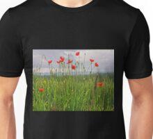 Wild Poppies Unisex T-Shirt