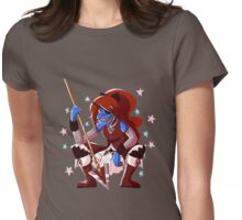 Rue undyne Womens Fitted T-Shirt