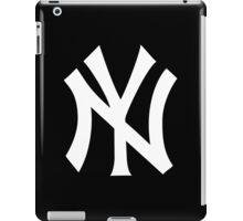 go go go yankees iPad Case/Skin