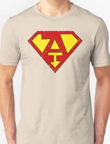 Superman A Letter T-Shirt