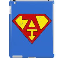 Superman A Letter iPad Case/Skin