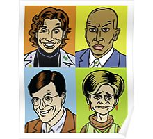 Strangers With Candy Square Poster