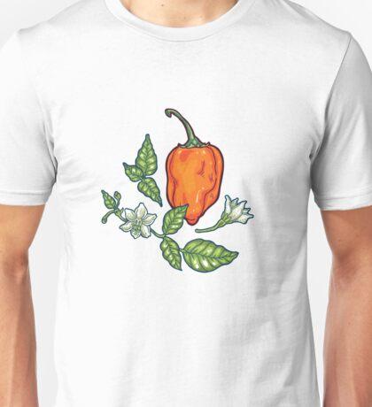 hot habanero Unisex T-Shirt
