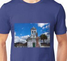 Iglesia Virgen De Bronce, Parroquia de Nuestra Senora del Carmen Unisex T-Shirt