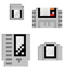 Cartridges 8,16,64 bits by Bitlandia
