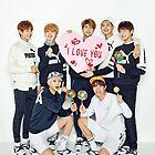 BTS Valentines 01 by gdragon88