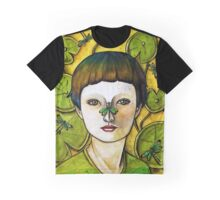 The Dragonfly Whisperer Graphic T-Shirt