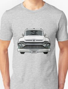 1960 Ford Truck Unisex T-Shirt