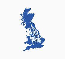 Britain is Blue Unisex T-Shirt