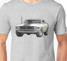 1970 Ford Mustang Unisex T-Shirt