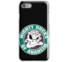 go go ducks iPhone Case/Skin