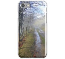 Fog rolling in iPhone Case/Skin