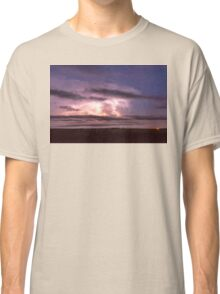 Epic Cloud To Cloud Lightning Storm Classic T-Shirt