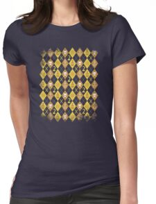 ARR-gyle! Womens Fitted T-Shirt