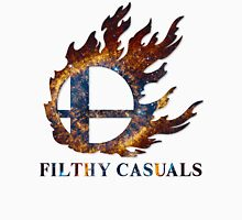 Filthy Casuals Smash Ball Unisex T-Shirt