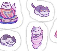 Neko Atsume 4 Sticker