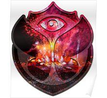 Tomorrowland logo Poster