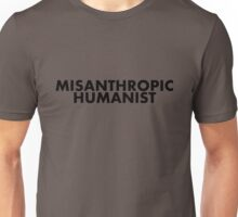 Misanthropic Humanist - Sticker Unisex T-Shirt