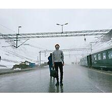 BTS V Taehyung Photographic Print