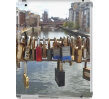 Locks, Dock and No Smoking Barrels iPad Case/Skin