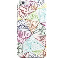 Colorful Zentangle iPhone Case/Skin