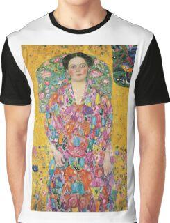 Gustav Klimt  - Portrait of Eugenia Primavesi Graphic T-Shirt