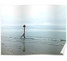 West Wittering Beach, Sussex Poster