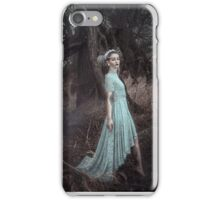 Your soul drowns in your deepest dreams iPhone Case/Skin