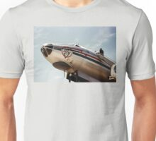 Nose Tu-114 Rossiya Unisex T-Shirt