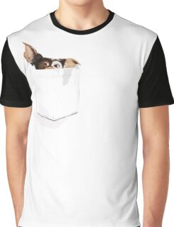 There's a Mogwai in my pocket Graphic T-Shirt