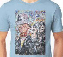 Vincent and the chimp Unisex T-Shirt
