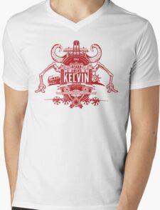 Kelvin Kolsch Mens V-Neck T-Shirt