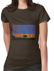 Acid Rain Womens Fitted T-Shirt