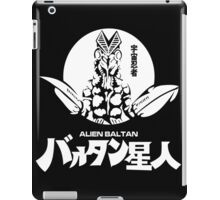 Alien Baltan Ultraman Monster Kaiju Series  iPad Case/Skin