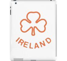 Ireland 1990 iPad Case/Skin
