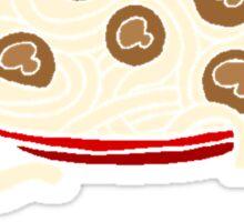 'Korean Meatballs...' Sticker