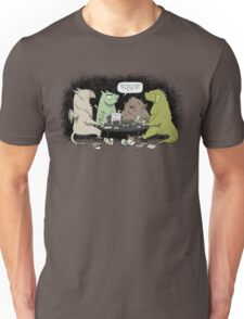 Monsters love RPGs Unisex T-Shirt