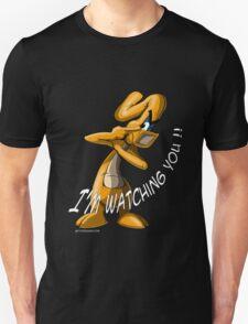 Gililimus : I'm watching you Unisex T-Shirt