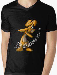 Gililimus : I'm watching you Mens V-Neck T-Shirt