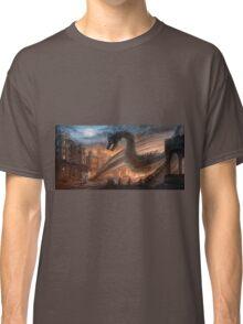 Dragon fight - Elegy of Fire Classic T-Shirt