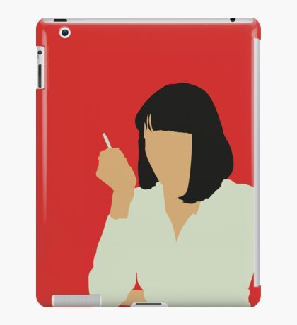 Uma Thurman- Pulp Fiction iPad Case/Skin