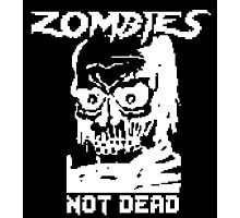 Zombies Not Dead 2 Photographic Print