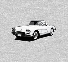 1959 Chevrolet Corvette Unisex T-Shirt