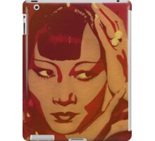 Anna May Wong iPad Case/Skin