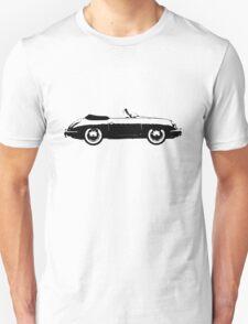 356 Porsche Cabriolet T-Shirt